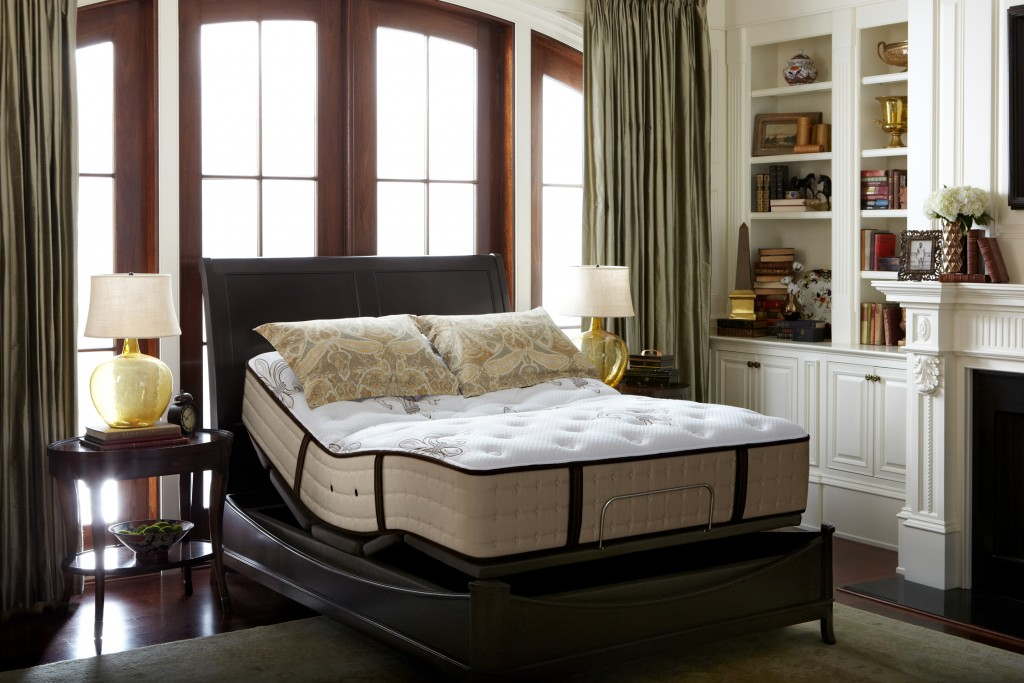 Stearns & Foster Lux Estate Latex Mattress, The Back Store, Mattresses In St. Louis MO
